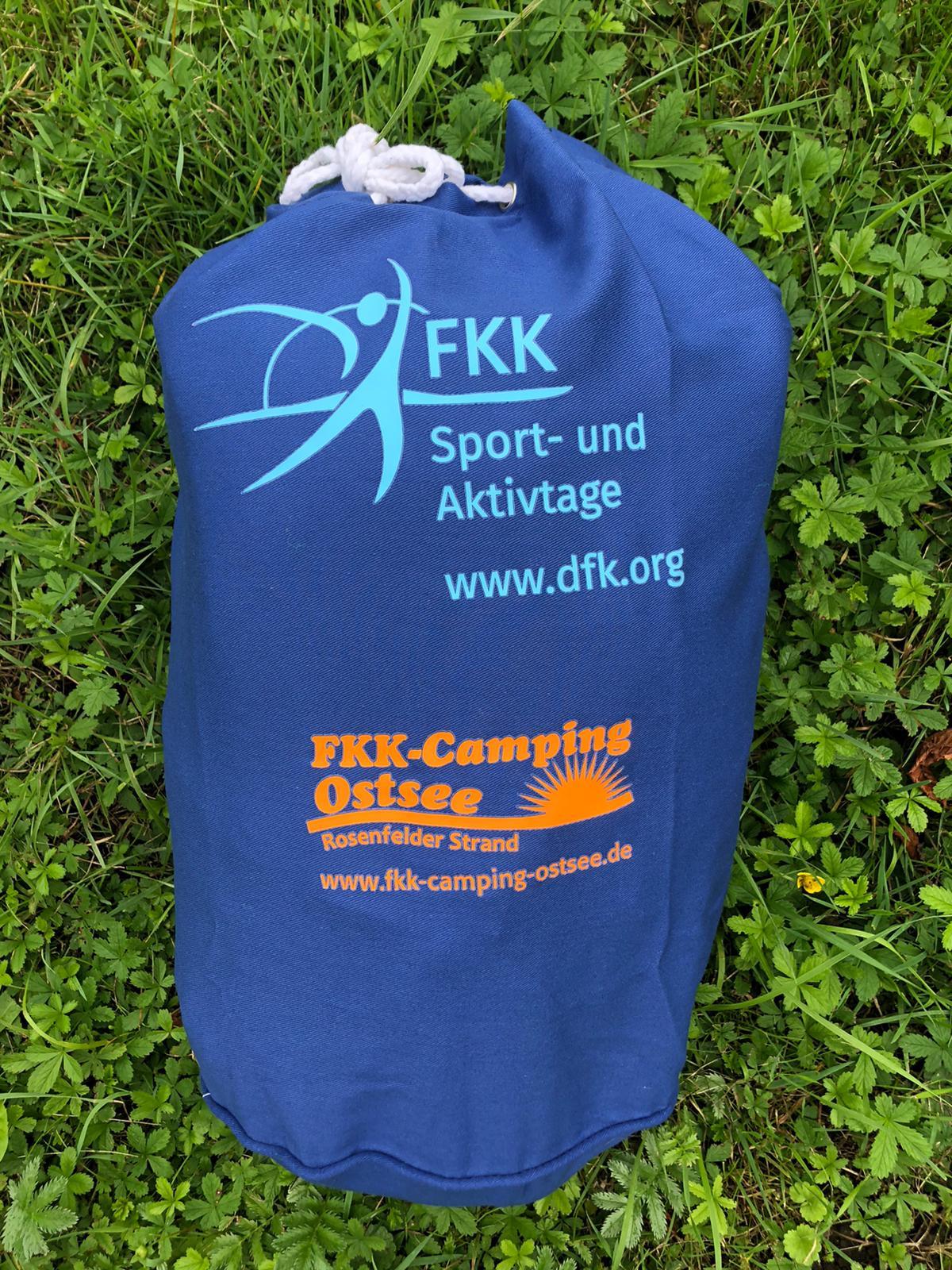 Ostsee strand camping fkk rosenfelder Campsite Baltic